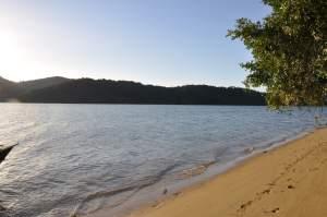 Praia da Caieira de Paraty Mirim  - Praias-360