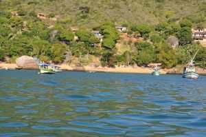 Praia de Calhaus da Cajaíba - Praias-360