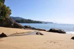 Praia de Itaoca Pequena