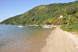 Praia de Paraty Mirim