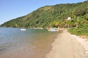 Praia de Paraty Mirim - Praias-360