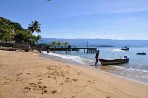 Praia de Ponta Grossa  - Praias-360