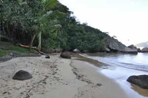 Praia do Banquinha - Praias-360
