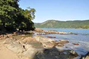 Praia do Bar da Cotia Maior  - Praias-360