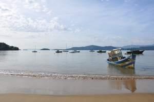 Praia do Corumbê  - Praias-360