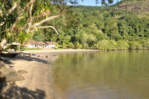 Praia do Fundo de Paraty Mirim