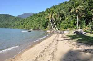 Praia do Pontal de Mamanguá  - Praias-360