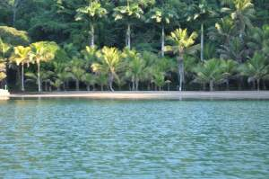 Praia do Recanto de Paraty Mirim  - Praias-360