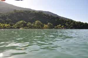Praia grande de Mamanguá - Praias-360