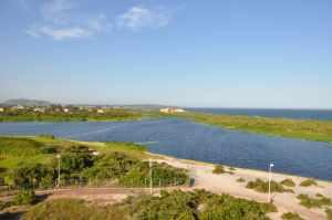 Praia da Lagoa de Iriri  - Praias-360