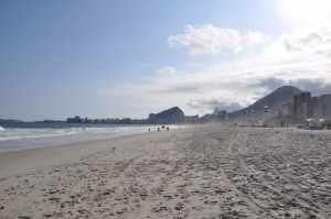 Praia de Copacabana - Praias-360