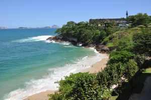 Praia do Vidigal - Praias-360