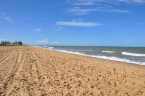 Praia do Açu  - Praias-360