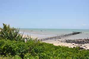 Praia do Marina Baudauẽ - Praias-360