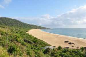Praia de Taquarinhas  - Praias-360
