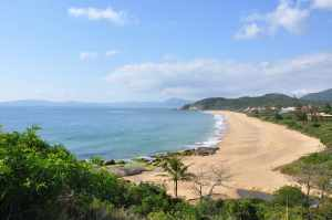 Praia do Estaleirinho  - Praias-360