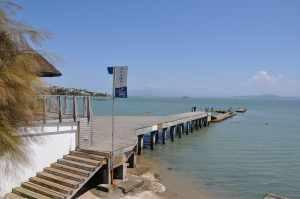 Praia de Cacupé do Meio   - Praias-360