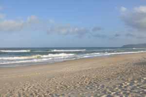 Praia de Moçambique   - Praias-360