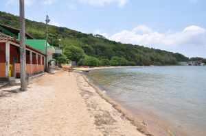 Praia Ponta do Tomé  - Praias-360
