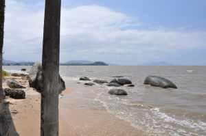 Praia de Barreiros - Praias-360