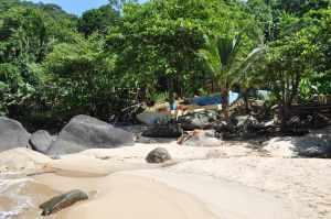 Praia da Guanxuma - Praias-360