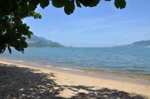 Praia do Itaguassu