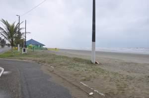 Praia Balneário Gaivota  - Praias-360