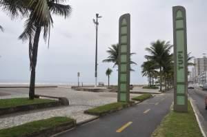 Praia da Tupi  - Praias-360