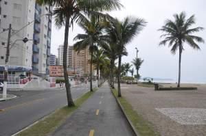 Praia da Vila Mirim  - Praias-360