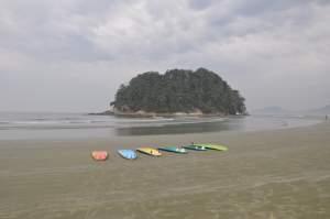 Ilha de Urubuqueçada  - Praias-360