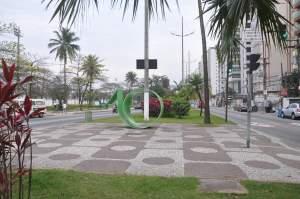 Praia do Gonzaga - Praias-360