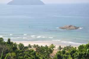 Praia de Juquehy - Praias-360