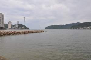 Praia do Gonzaguinha  - Praias-360