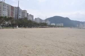 Praia do Itararé  - Praias-360