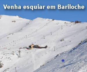 Vamos esquiar em Bariloche