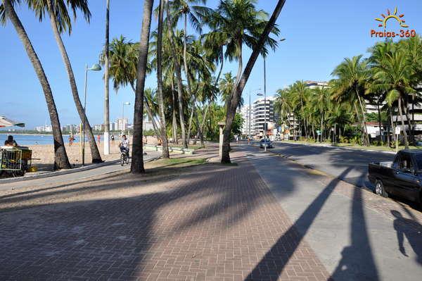 Praia Dos Sete Coqueiros - Macei U00f3