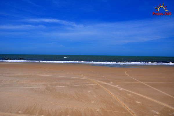 Praia De Parajuru