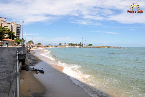 Praia da Areia Preta - Guarapari - ES