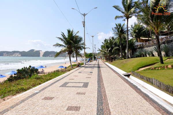 Adesivo De Carenagem Kart ~ Praia de Ponta Negra Natal RN
