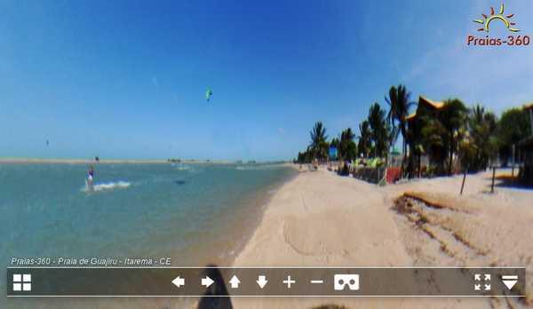 Itarema Ceará fonte: www.praias-360.com.br