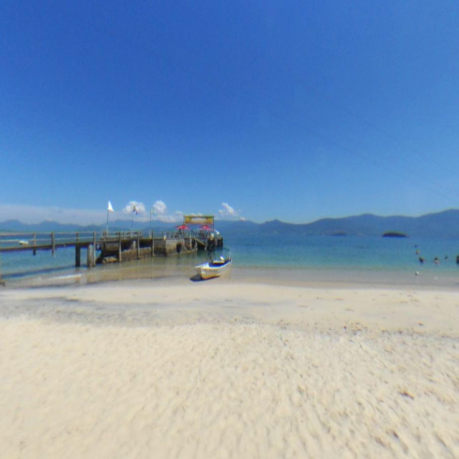 Praia de Araçá: